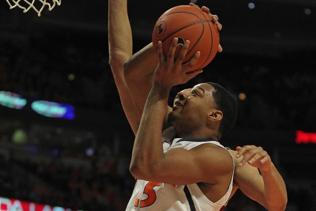 Shaw, Langford, Djimde Leaving Illini