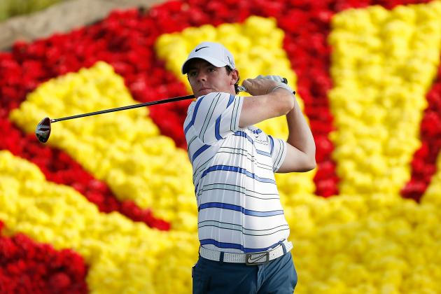 Shell Houston Open 2013: Rory McIlroy Struggling to Make the Cut