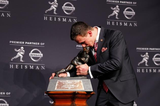 Manziel Still Adjusting to Life as Youngest Heisman Winner