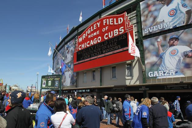 Fight Over Video Screen Size Holding Up Wrigley Renovation Talks