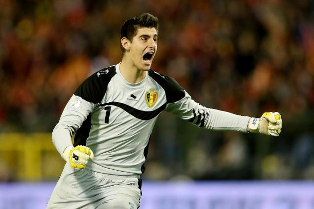 What Should Chelsea Do with on-Loan Goalkeeper Thibaut Courtois?