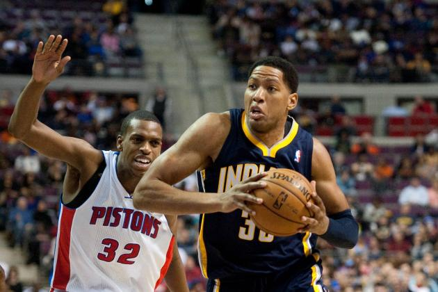 Danny Granger's Absence Will Hurt the Indiana Pacers in the Playoffs