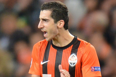 Shakhtar Donetsk Attacker Henrikh Mkhitaryan Has No Intention of Leaving