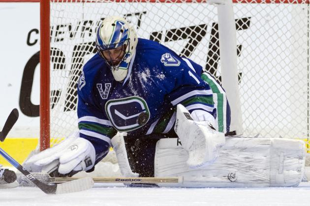 NHL Rumors: Latest Rink Buzz on Roberto Luongo, Ryane Clowe and More