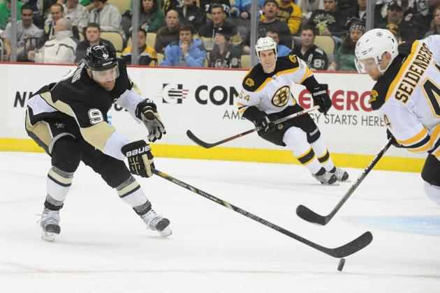 Iginla Trade Heightens Bruins-Pens Rivalry