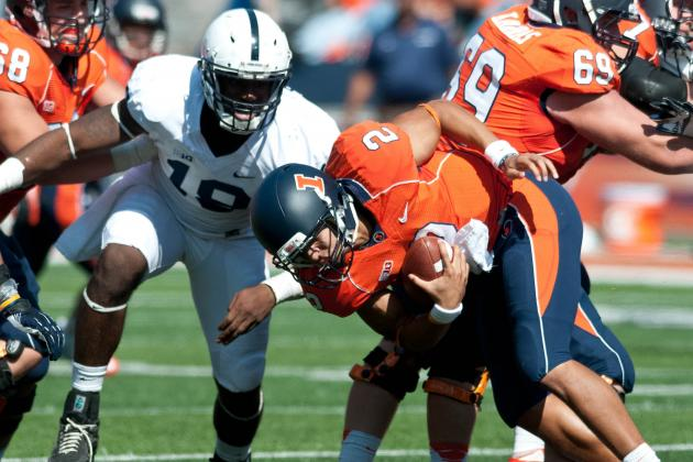PSU's Deion Barnes Aims to Broaden Game