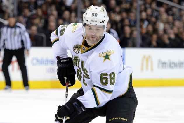 Breakdown of Possible Bruins Trade Targets: Jagr, Ryane Clowe, Mark Streit