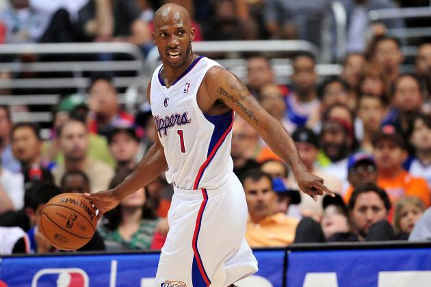 Chauncey Billups' Status with Clippers Is in Doubt with Latest Injury