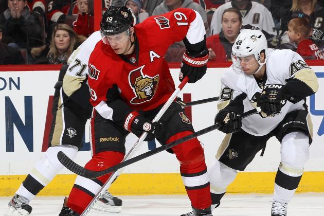 Senators' Jason Spezza Not Expected Back in Regular Season