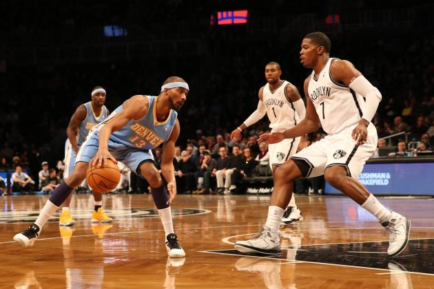Nets-Nuggets Preview