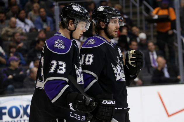 Richards, Kings Continue Dominance of Blues