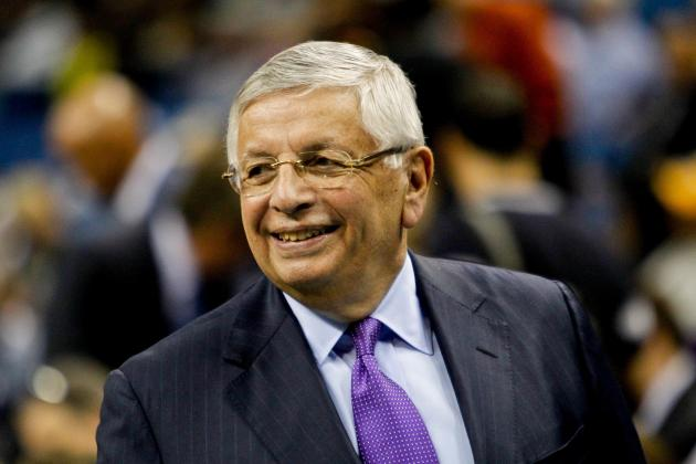 NBA Commissioner David Stern Reflects on a Storied Career