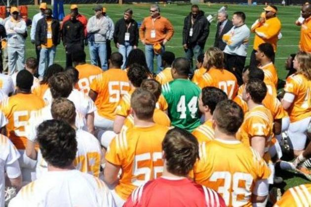 Vols Emphasis Still to Be Basics