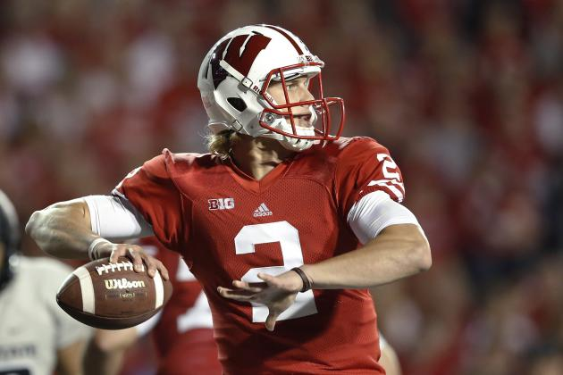 Wisconsin Has Questions to Answer at QB