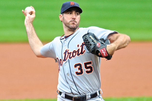 Justin Verlander Signs 5-Year Extension with Detroit Tigers