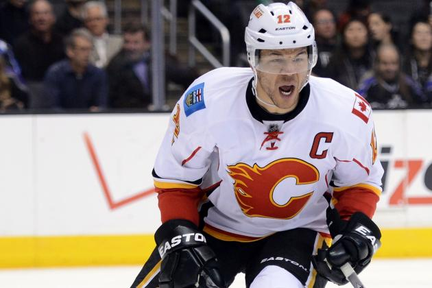 Jarome Iginla's Debut with Pens Must Wait
