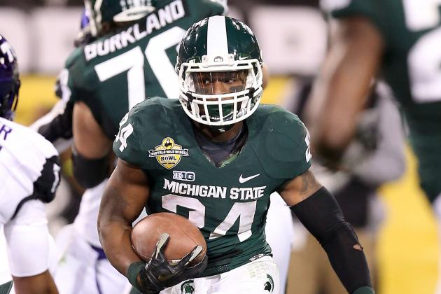 49ers Investigating Michigan State's Bell