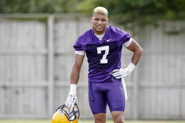 Can Tyrann Mathieu Be a Difference Maker for a Championship Team?