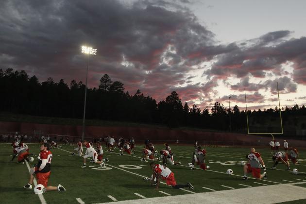 Arizona Cardinals Seek New Training Camp Location for 2013