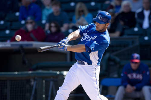 Royals Set 25-Man Roster by Picking Kottaras over Hayes for Final Spot