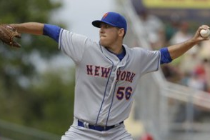 Scott Rice Makes the Mets After 14 Years in the Minors