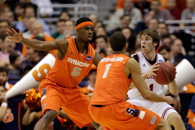 Indiana Basketball: How Syracuse's 2-3 Zone Turned into Coach Crean's Nightmare