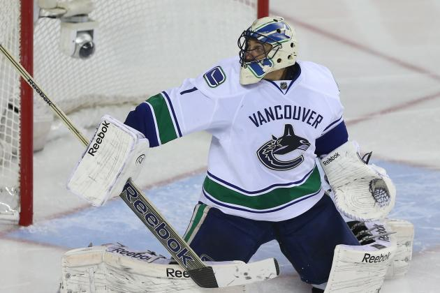 Canucks to Make Final Push to Move Luongo
