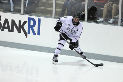 Report: Sabres Sign Providence Center Tim Schaller