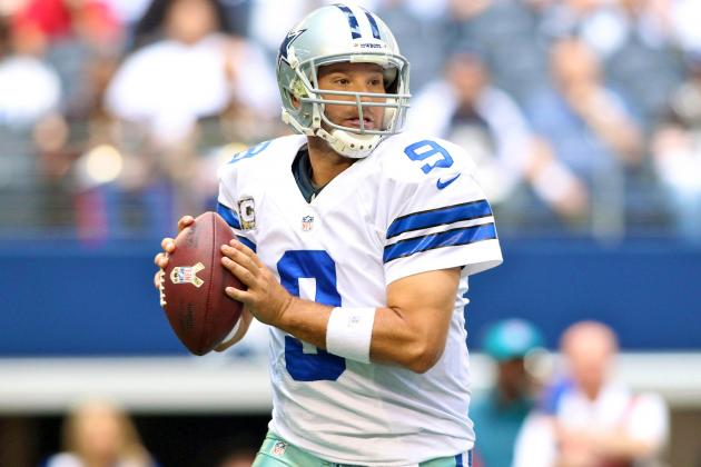 Tony Romo and Dallas Cowboys Reportedly Agree on 6-Year Contract Extension