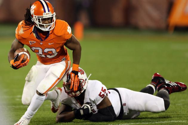 Andre Ellington States His Case in Workout for 20 NFL Scouts