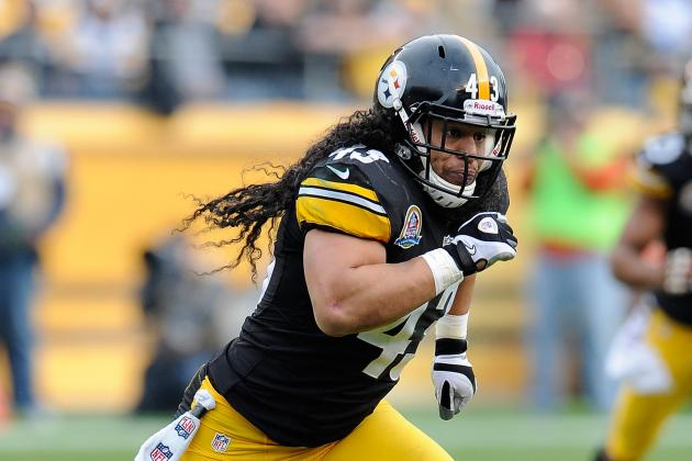 Polamalu Would Like to See Steelers Sign Former Giants RB Bradshaw