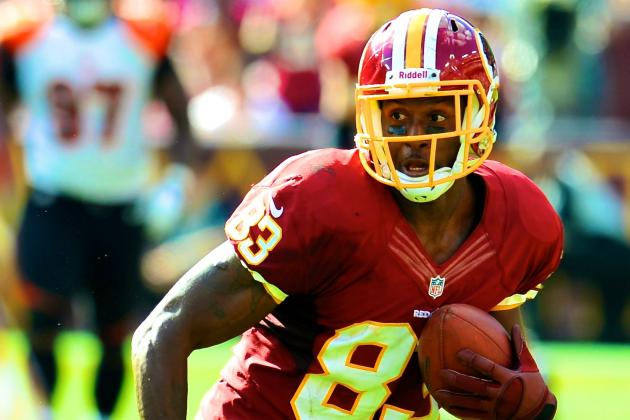 Fred Davis Re-Signs to Make RGIII's Life as Easy as Possible in Washington
