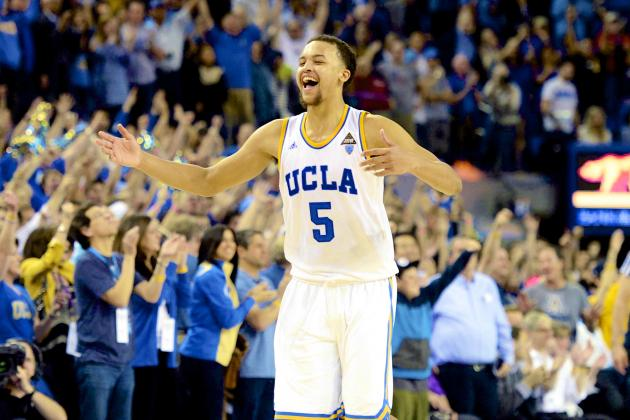 Kyle Anderson Reportedly Plans to Return to UCLA for Sophomore Season