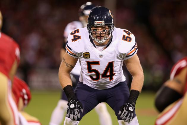 Brian Urlacher: Teams That Need to Bring in Veteran Free-Agent Linebacker