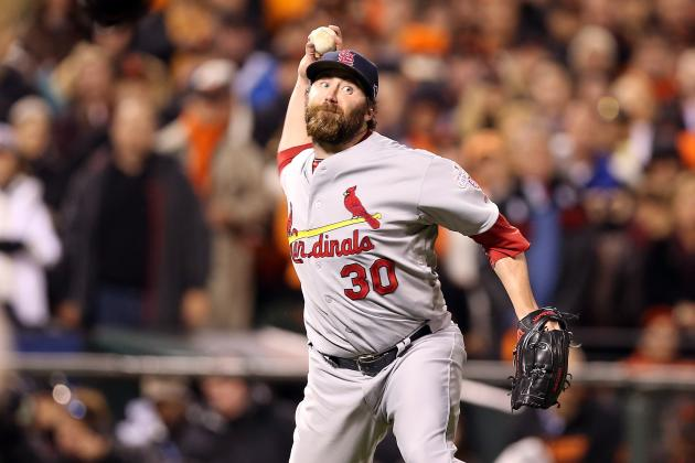 Cardinals Place Closer Jason Motte on Disabled List