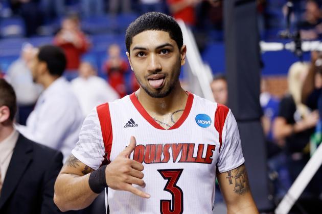 Louisville Outlasts Oregon in Sweet 16 Clash