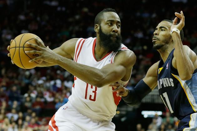 Houston Rockets vs. Memphis Grizzlies: Live Blog, Results and Game Highlights