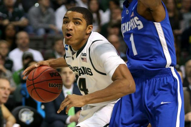 Tom Izzo on Gary Harris: 'This Is What You Dream Of'