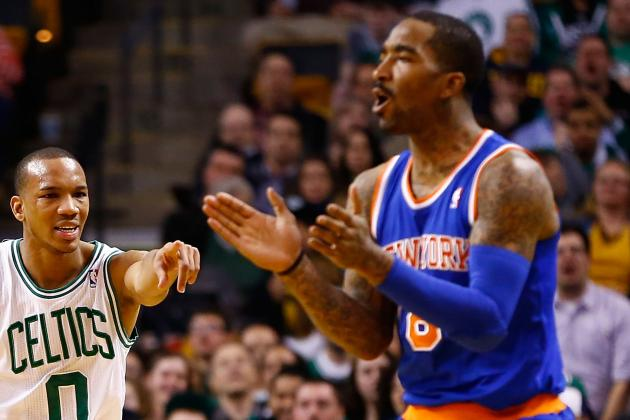 Is 'Father-Son' Relationship with Mike Woodson Key to the New J.R. Smith?
