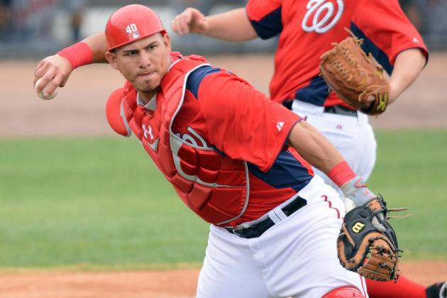 Wilson Ramos Is the Nationals' Opening Day Catcher
