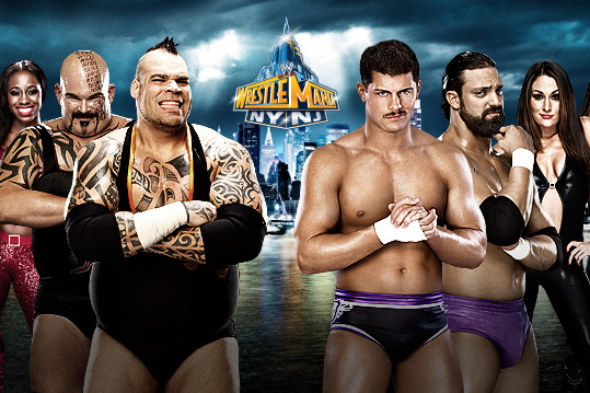 WrestleMania 29: 8 Person Mixed Tag Match Is a Waste of WWE Talent