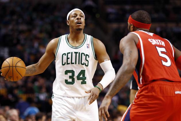 NBA Gamecast: Hawks vs. Celtics