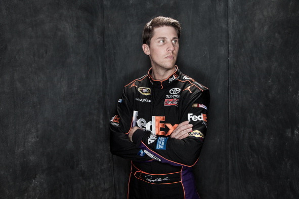 Denny Hamlin's Back Injury Makes Chase Dreams Difficult