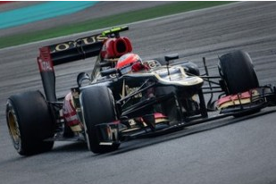 Lotus Progress Down to Finance, Says Grosjean
