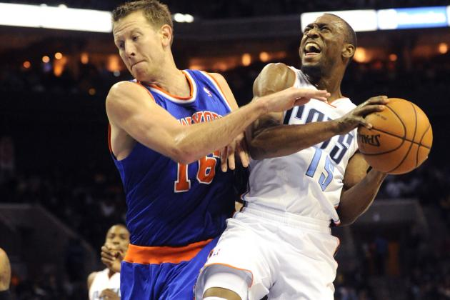 NBA Gamecast: Bobcats vs. Knicks
