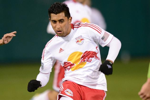 New York Red Bulls Waive Josue Martinez