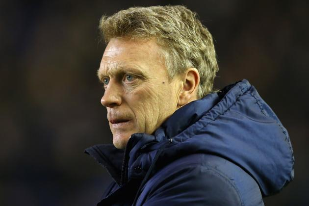 David Moyes Hints at Quitting Everton Unless He Can Splash Cash