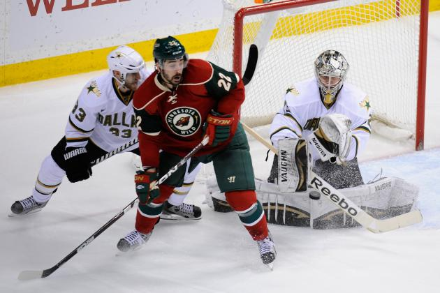 Minnesota Wild vs. Dallas Stars: GameCast
