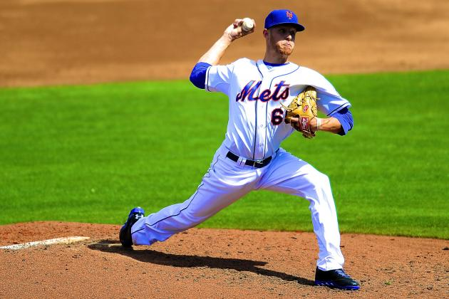 Johan Santana Injury: Is It Now Time for Zack Wheeler to Make His MLB Debut?