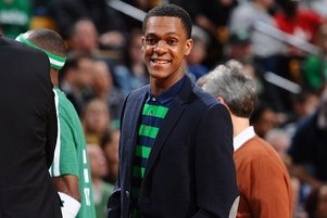Instagram: Rondo Returns to Boston
